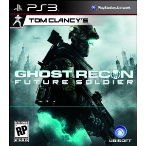 Discount Tom Clancy3s Ghost Recon Future Soldier for Sale