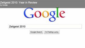 google-zeitgeist-2010