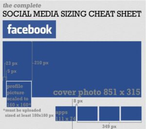 Facebook Fan Page Header Cover Size