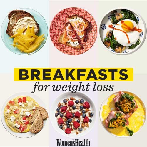 อาหารเช้าลดน้ำหนัก ลดความอ้วน