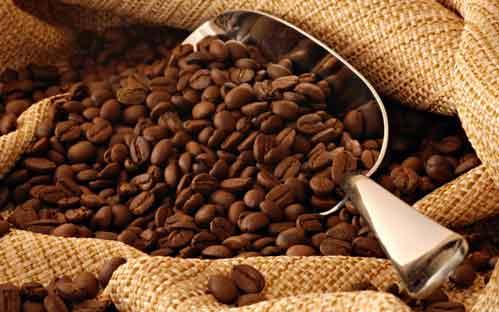 กากกาแฟขัดผิว