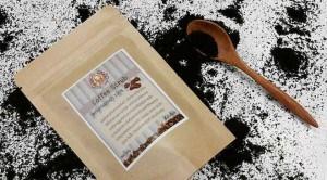 สูตรขัดผิว สครับกาแฟ กากกาแฟ วิธีทำผิวขาว ขัดผิว