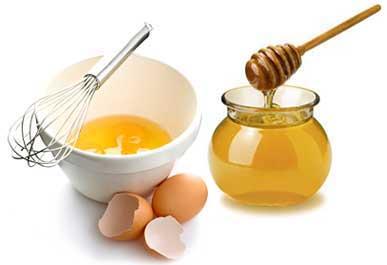 สูตรหมักผมเสียให้มีน้ำหนักด้วยไข่ น้ำผึ้ง