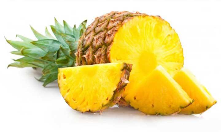 สับปะรด มีสรรพคุณอย่างไร ในการทำสครับขัดหน้า พอกผิว