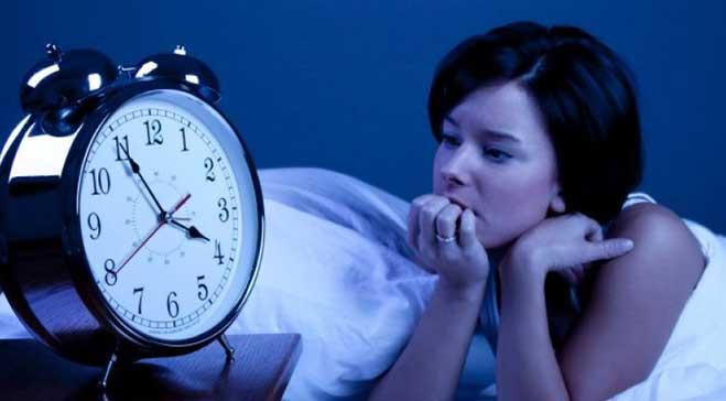 นอนไม่หลับ ทำไงดี