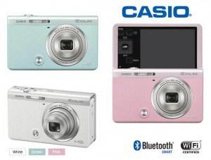 กล้องฟรุ้งฟริ้ง Casio Exilim EX-ZR55