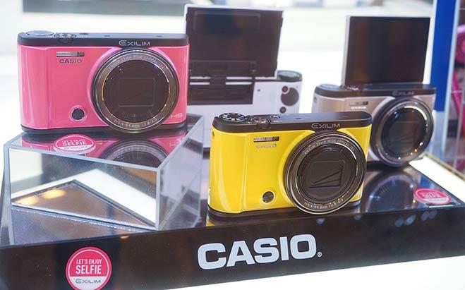 กล้องฟรุ้งฟริ้ง casio ex-zr3500