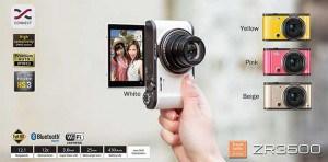 กล้องฟรุ้งฟริ้ง casio ex-zr3500 เสปค