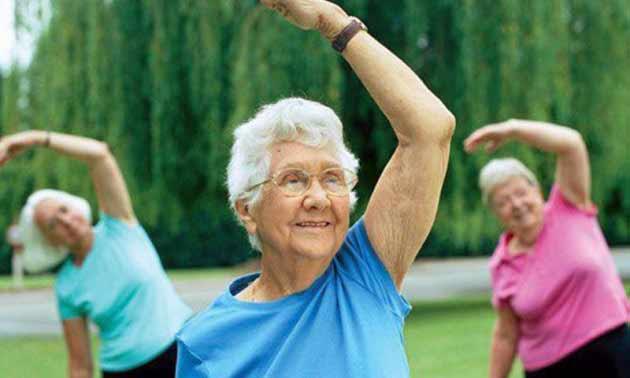 วิธีทำให้อายุยืน