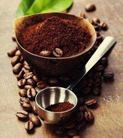 สครับกาแฟ กากกาแฟ ขัดผิว