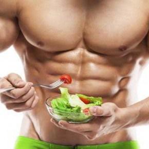 อาหารสร้างกล้ามเนื้อให้ใหญ่