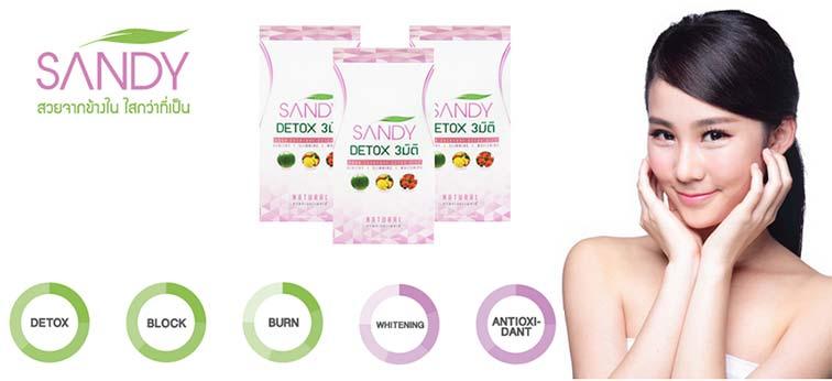 sandy 3d detox