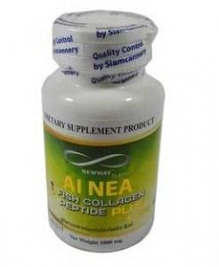 Active NEWWAY AI NEA Fish Collagen Peptide+ Zinc นิวเวย์ ไอเน่ ฟิชคอลลาเจน เปปไทด์ พลัส ซิงค์