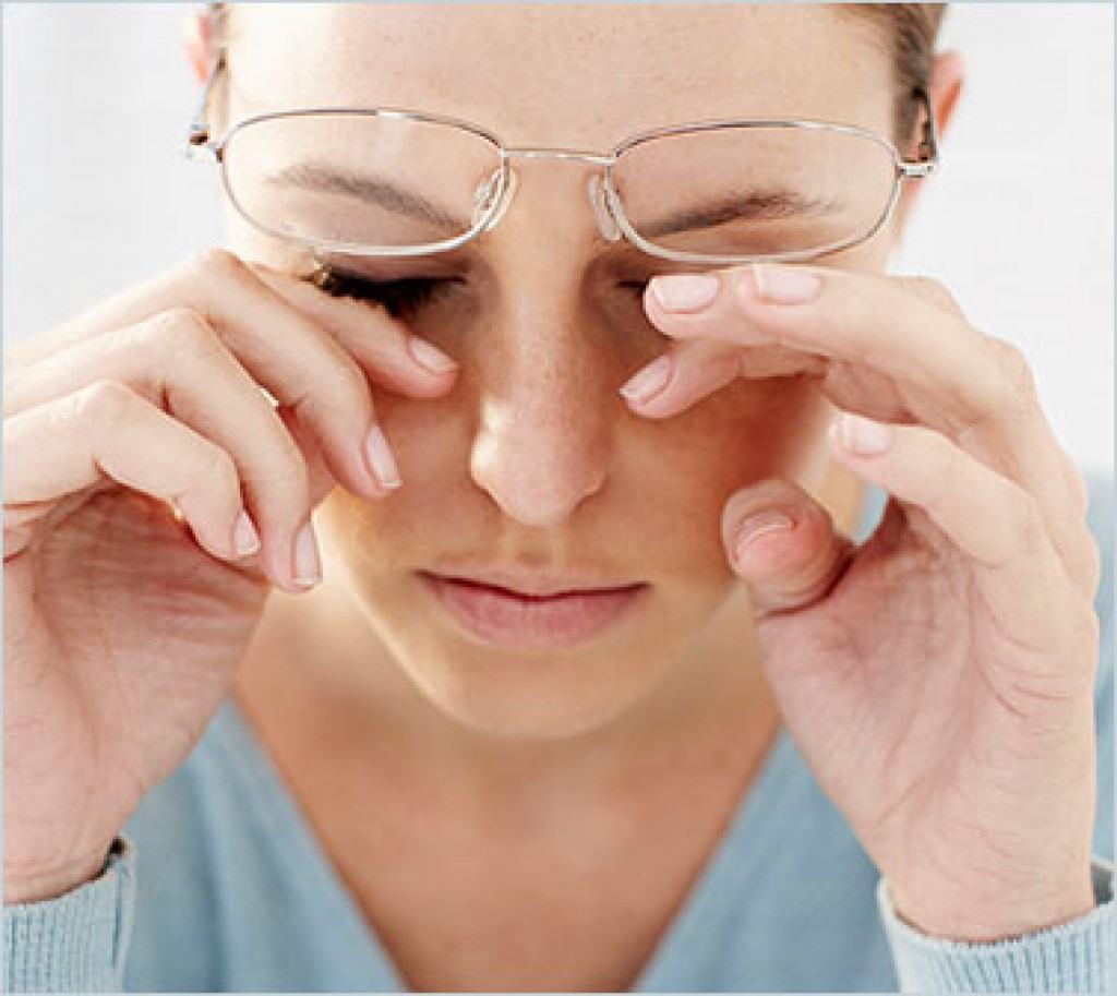 ปัญหาสายตา คอมพิวเตอร์