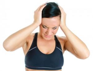 ออกกำลังกายแล้วปวดหัว