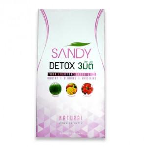 sandy detox 3 มิติ