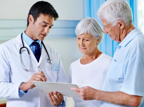 การตรวจสุขภาพผู้สูงอายุ