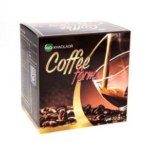 Khaolaor ขาวละออ Coffee Form คอฟฟี่ฟอร์ม สูตรอินเตอร์ เร่งการเผาผลาญ