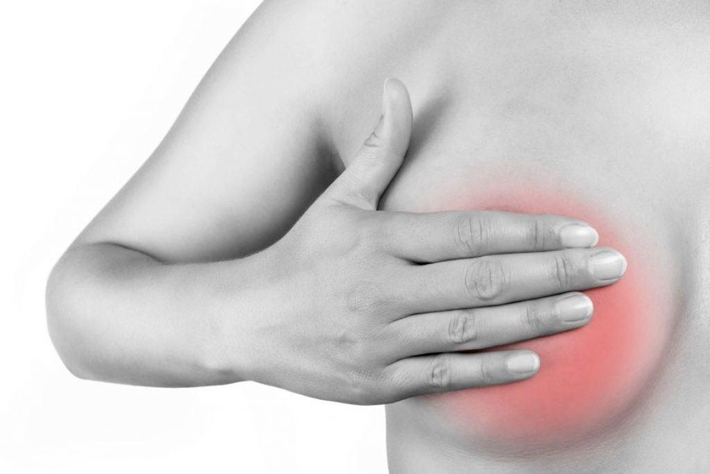 เจ็บเต้านม เกิดจากอะไร