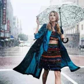fashion rainy season