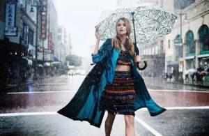 fashion rainy season