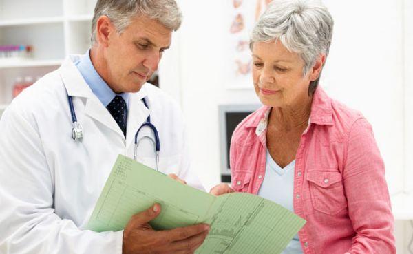 โรคในผู้สูงอายุ