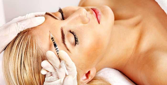การทำศัยกรรมเสริมความงาม ด้วย การฉีดโบท็อกซ์ (Botox)