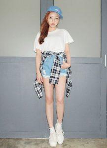denim shorts16