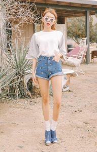 denim shorts17