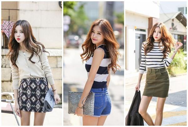 fashion เครื่องแต่งกาย สไตล์เกาหลี