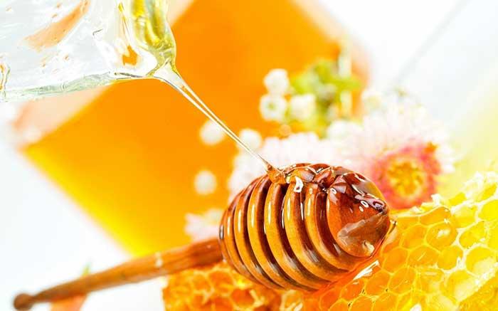 สูตรพอกหน้าด้วยน้ำผึ้ง