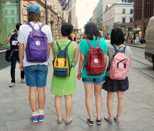 กระเป๋าแฟชั่น kanken