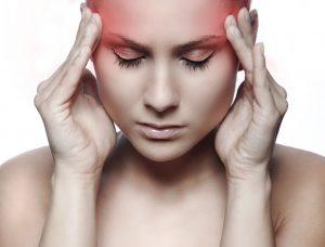 อาการปวดศีรษะจากความเครียด
