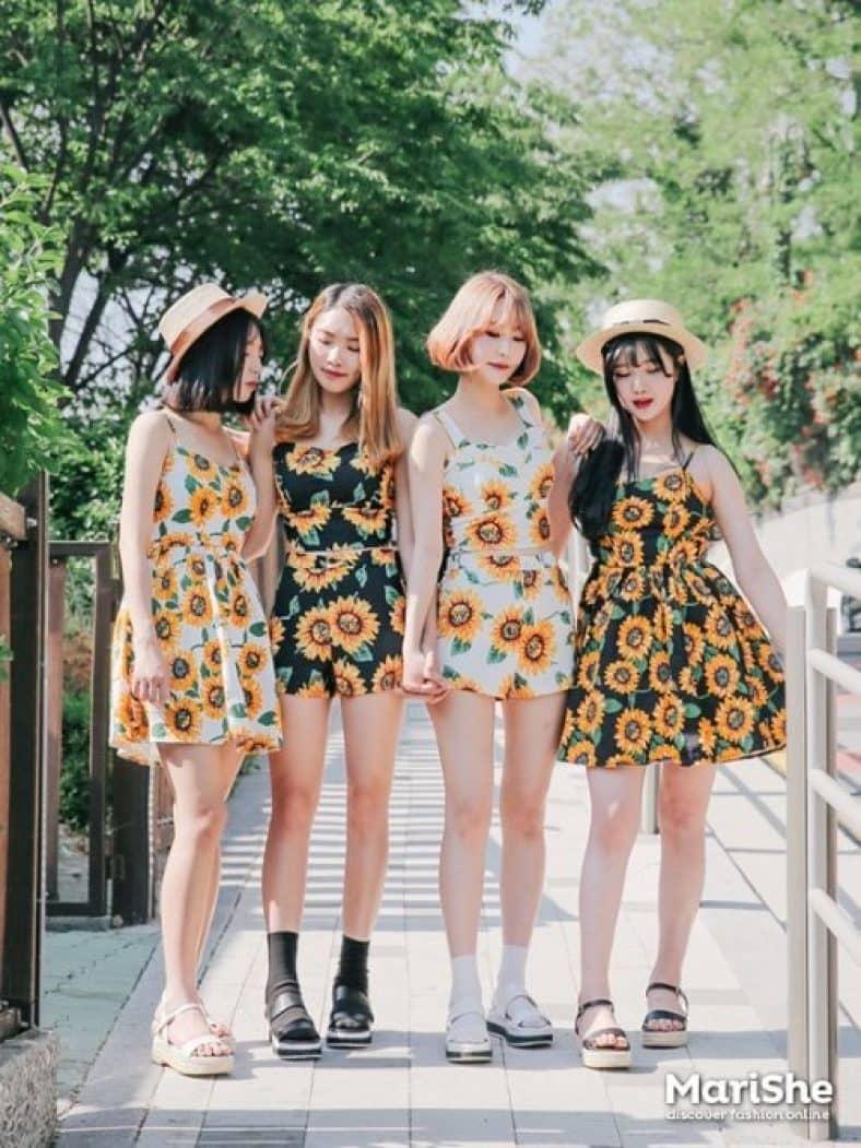 korean fashion style - 564×752