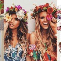 แบบเสื้อผ้าลายดอกไม้