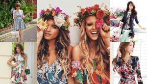 แฟชั่นเสื้อลายดอกไม้ เทรนด์ฮิตประจำหน้าร้อนที่สาวๆ ไม่ควรพลาด ! 1