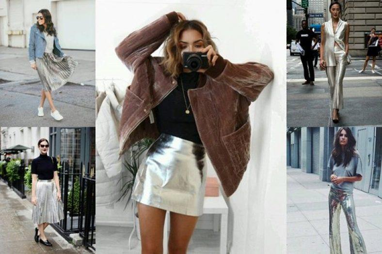 Metalic fashion