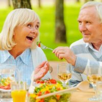 elderly food