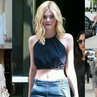 Ell Fanning Fashion
