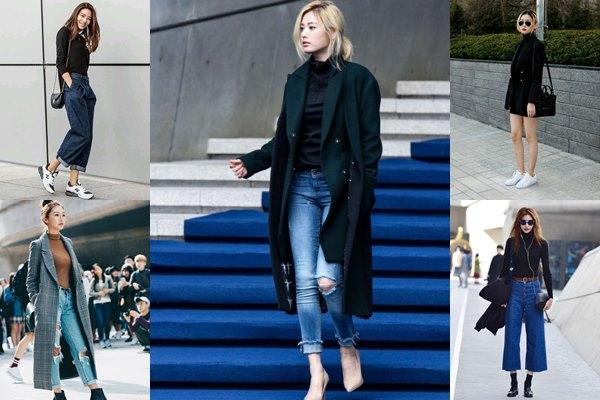 เทรนด์แฟชั่นเกาหลี seoul-fashion-week