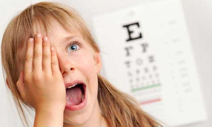 ดูแลสุขภาพตาในวัยเด็ก