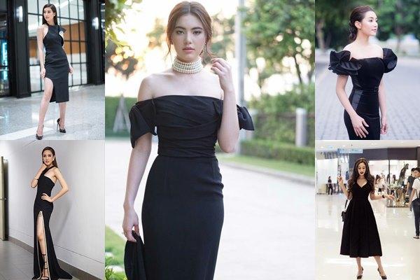 20 แฟชั่นชุดดำดารา อวดความสวย แซ่บ เซ็กซี่ ไม่ซ้ำหน้าใคร ! 1