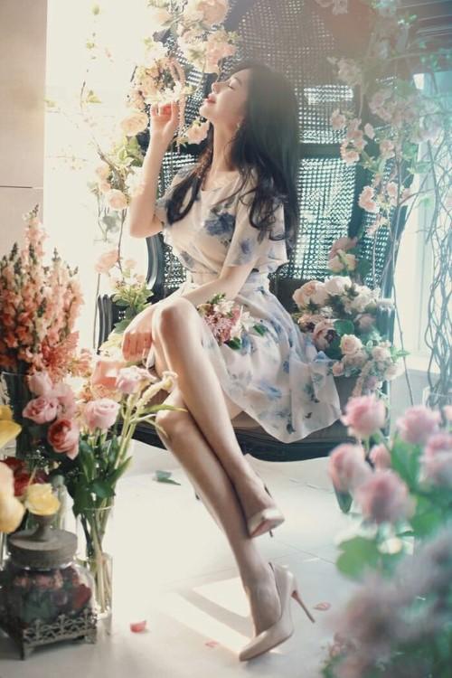 ชุดลายดอก