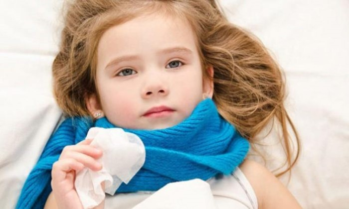 โรคไข้อีดำอีแดงในเด็ก