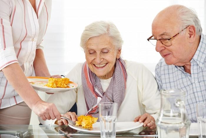 ภาวะทุพโภชนาการ โรคในผู้สูงอายุ
