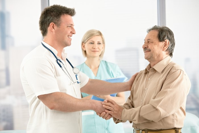 โรงพยาบาลรักษาโรคเสื่อมสมรรถภาพทางเพศผู้ชาย