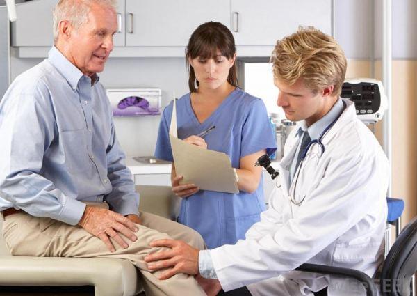 โรงพยาบาลรักษาโรคข้อเข่าเสื่อม