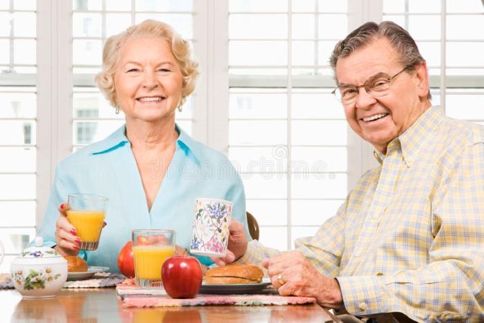 อาหารว่างผู้สูงอายุ