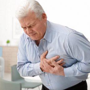 ภาวะเจ็บหน้าอกจากการขาดเลือดในผู้สูงอายุ