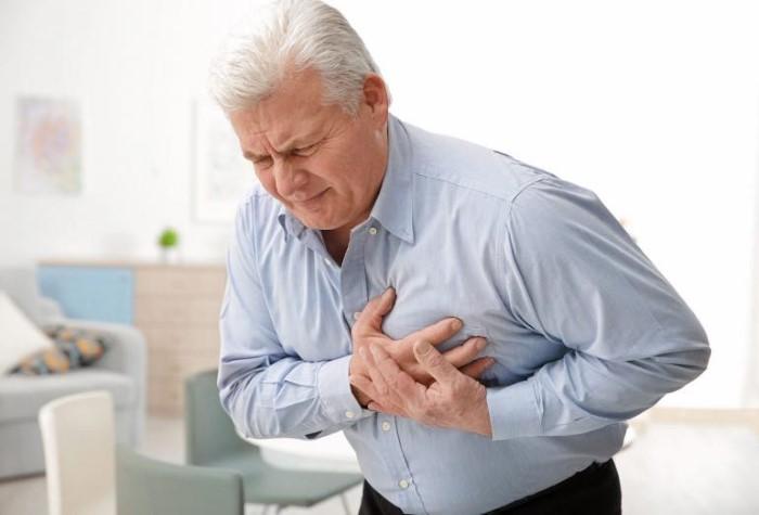 ภาวะเจ็บหน้าอกจากการขาดเลือด angina